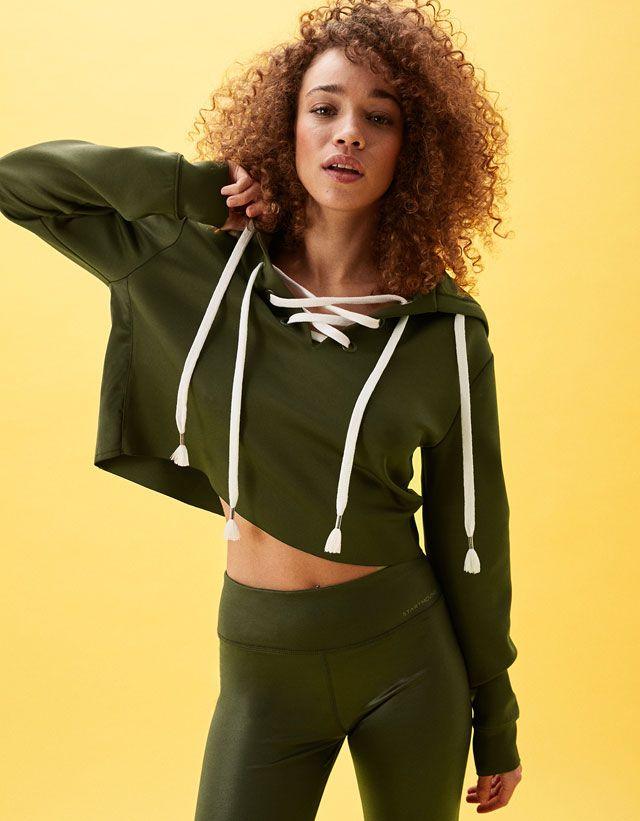 Sweat-shirts pour femme | Bershka Printemps-Été 2017