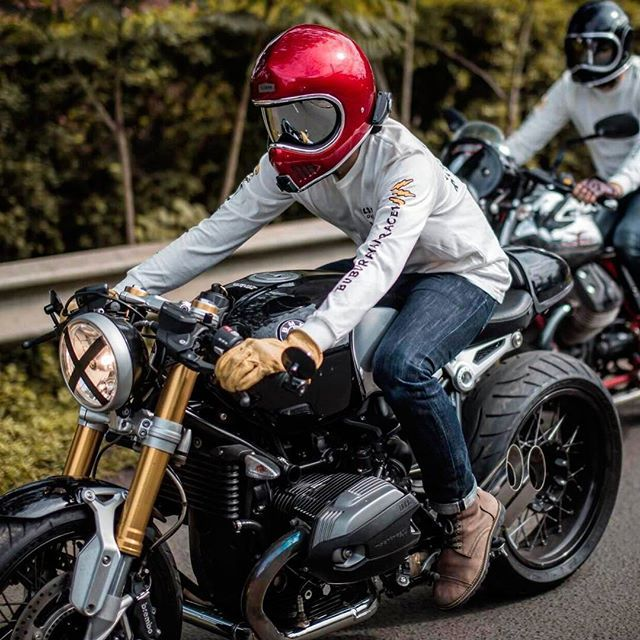 best 25+ cafe racer helmet ideas only on pinterest | motorcycle