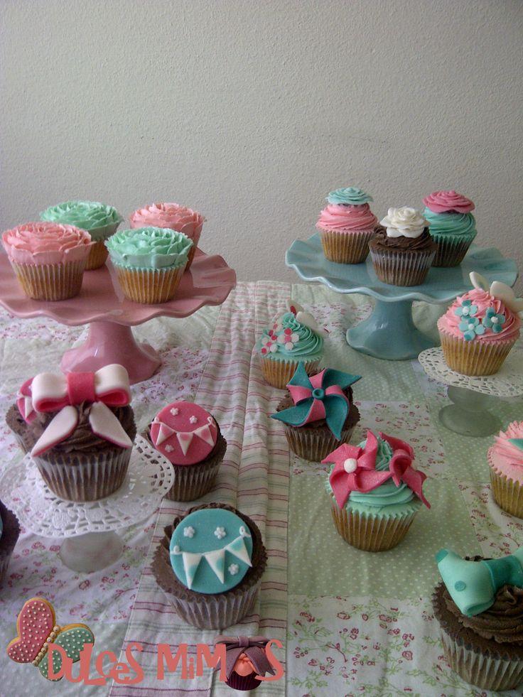 cupcakes delicados