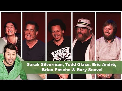 Sarah Silverman - Sarah Silverman, Todd Glass, Eric André, Brian Posehn & Rory Scovel | Getting Doug with High - http://lovestandup.com/sarah-silverman/sarah-silverman-sarah-silverman-todd-glass-eric-andre-brian-posehn-rory-scovel-getting-doug-with-high/
