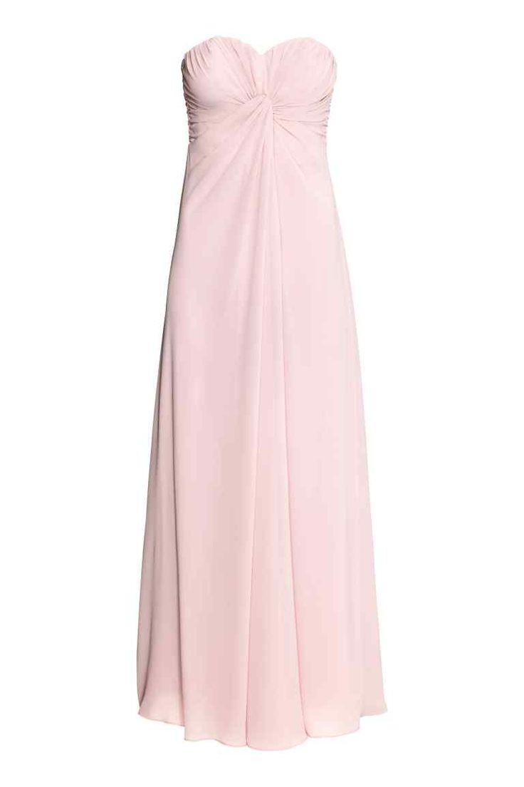 Les 25 meilleures id es de la cat gorie robe rose sur for Robes de mariage double baie