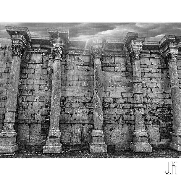 john40_jk Αρχαία Αγορά (Ancient Agora) #greekchallenge45 http://instagram.com/p/ah1qN3Q__u/