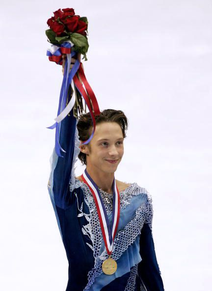 Photos: Competitive Career | Official Johnny Weir Website