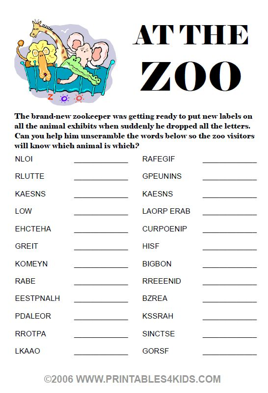 word scramble finder at the zoo word scramble free tough for my but 599