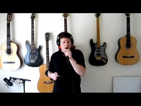 Nilsgunnar singing  The Long And Winding Road