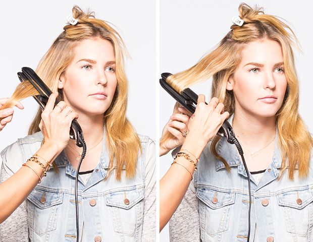 How To Get Perfectly Tousled Bedhead Hair Tresses