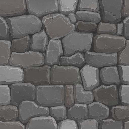 My dive in to hand painted texture work. - Polycount Forum