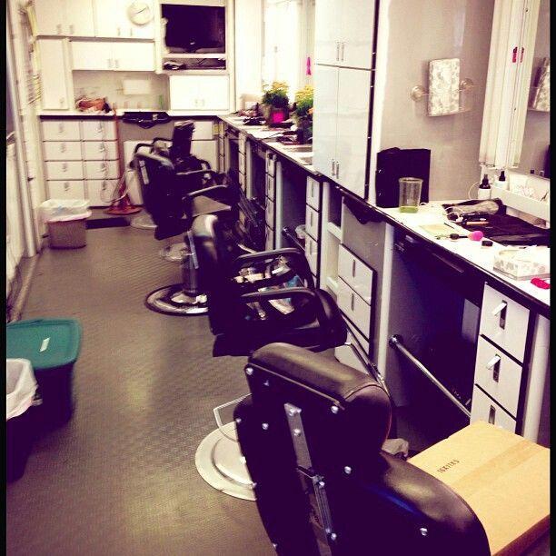 Salon on Wheels