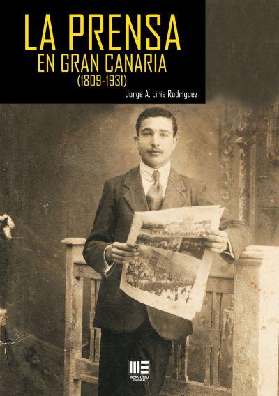 La prensa en Gran Canaria (1809-1931 ) / Jorge A. Liria Rodríguez. Capítulos: Inicio del reinado de Alfonso XIII y la I Guerra Mundial -- La I Guerra Mundial y la crisis del 1920-23 definen un cambio en la prensa grancanaria. http://absysnetweb.bbtk.ull.es/cgi-bin/abnetopac01?TITN=544690