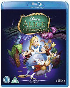 Alice in Wonderland [Blu-ray]: Amazon.co.uk: Clyde Geronimi, Hamilton Luske, Wilfred Jackson, Walt Disney: DVD & Blu-ray
