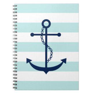 cuadernos estilo marino - Buscar con Google