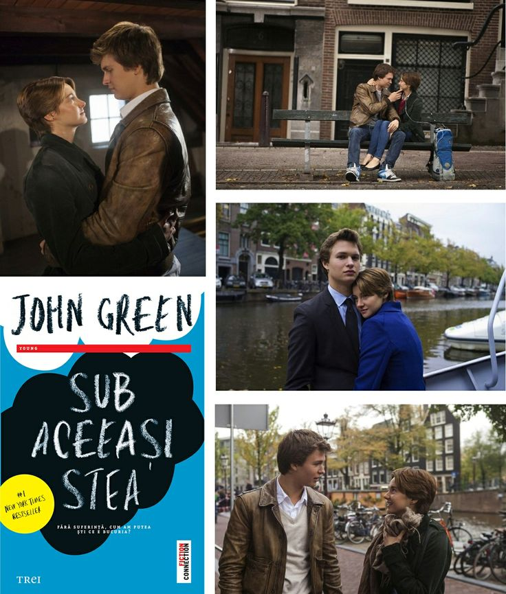 """Sub aceeasi stea"" de John Green!"