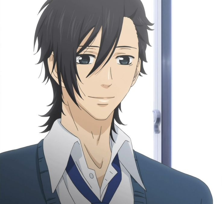 Yamato Kurosawa - Sukitte Ii na yo,Say I Love You,Anime