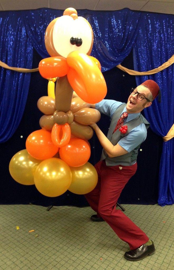 Thanksgiving Turkey Balloon!