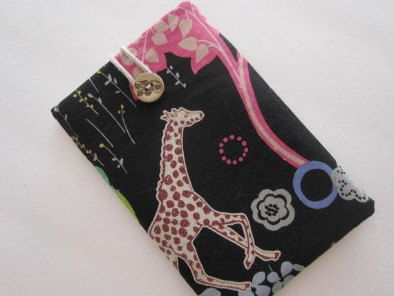 Kindle Fire Cover Kindle Sleeve Case Padded  by bertiescloset, $23.99