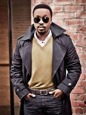 Anthony Hamilton's music soothes my soul #VoiceofthePeople