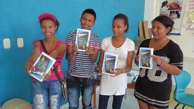 Alcaldía de Riohacha implementa el programa 'Jóvenes Lideres', en la Comuna Siete