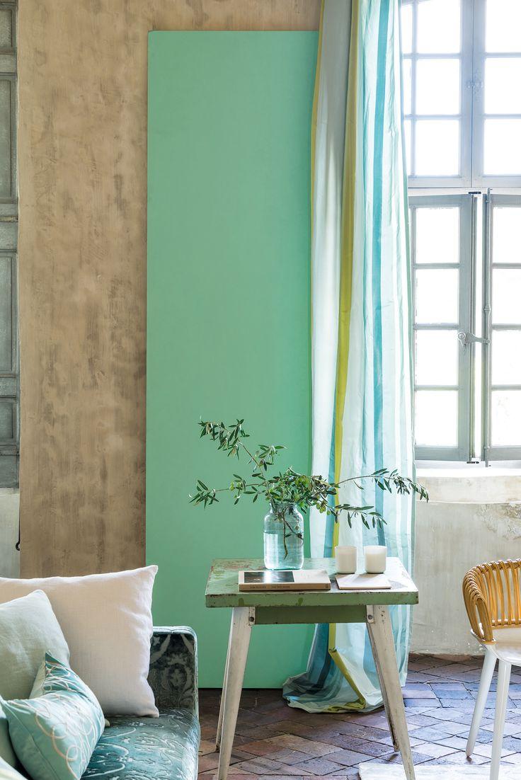 Designers Guild Retro jade paint