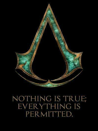 """""""Nada es verdad, todo está permitido"""", el lema base de un Asesino"""