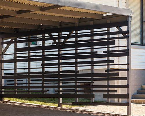 Modern Enclosed Carport : Best enclosed carport ideas on pinterest modern
