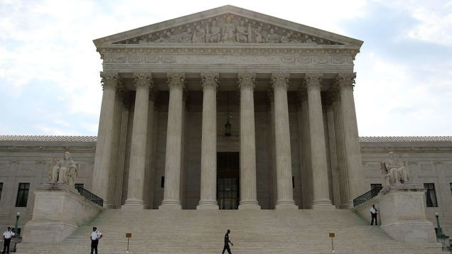 Just a few weeks after the Fifth US Circuit Court said Texas can begin imposing restrictions on abortion clinics throughout the state (forcing many of them to close), the Supreme Court ruled today that they can stay open, for now at least.