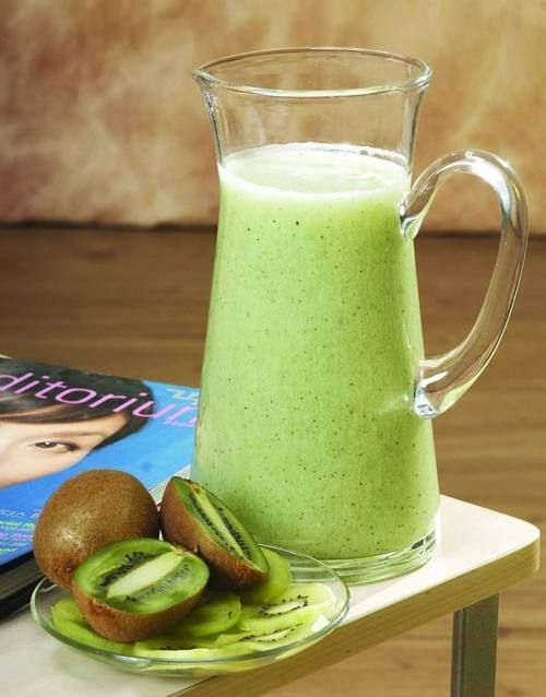 This awesome fruit is abundantly rich in vitamin C and antioxidants.. Age slowly by consuming this daily. A simple Kiwifruit Smoothie recipe for you allSmoothie Recipe, Fun Recipe, Fruit Smoothie, Amino Acid, Health Benefits, Diet Plans, Kiwi Fruit, Kiwifruit, Kiwi Smoothie