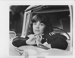 "Cindy Williams in ""American Graffiti"" in 1973 