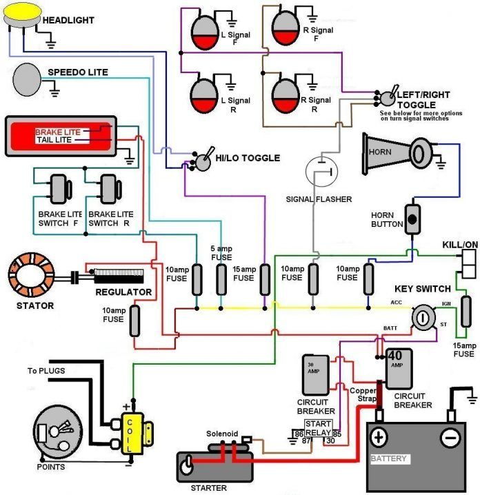 10 good sample of auto electrical wiring diagram references