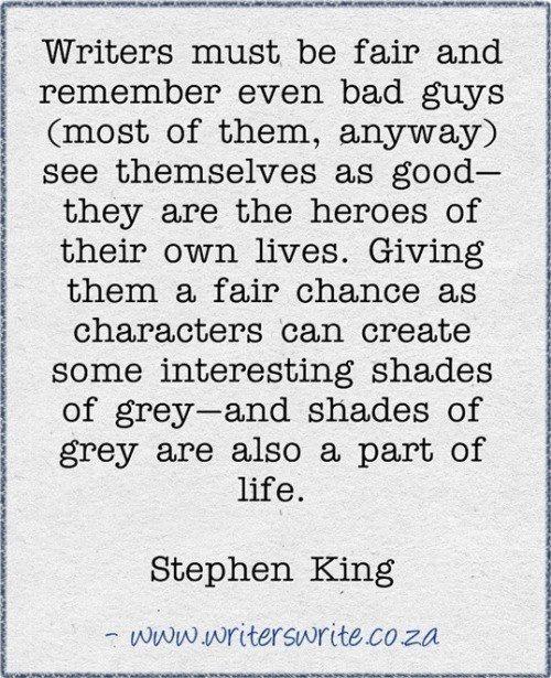 Write Like Stephen King: How to Create Scary Monsters