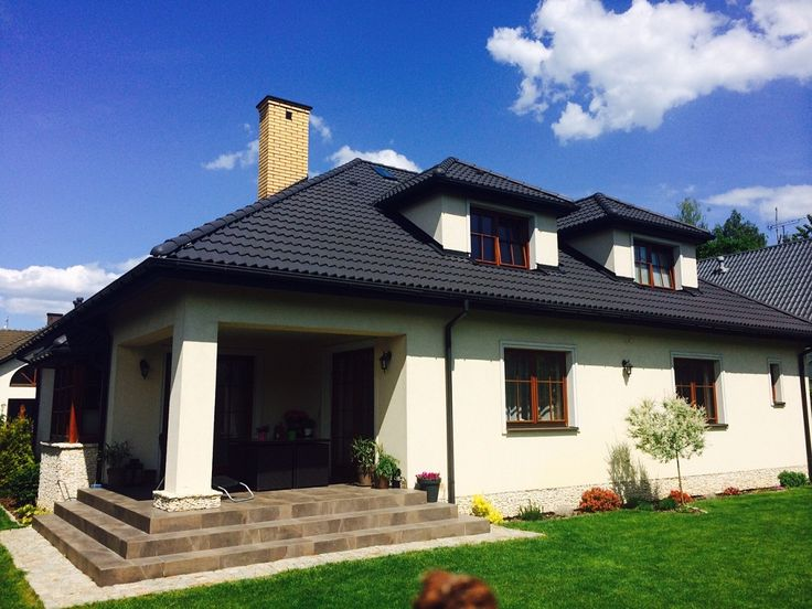 Projekt domu Zacisze 2