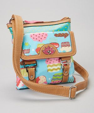 This Lily Bloom Bake Sale Crossbody Bag by Lily Bloom is perfect! #zulilyfinds