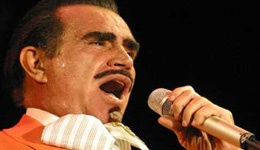 Vicente Fernandez  04/28/2013 8:15PM  Gibson Amphitheatre at Universal City Walk  Universal City, CA