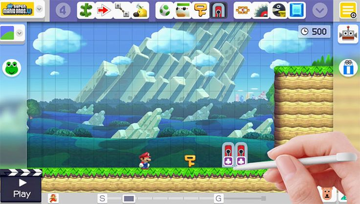 Free game update brings KEY features to Super Mario Maker for Wii U - Nintendo Official Site