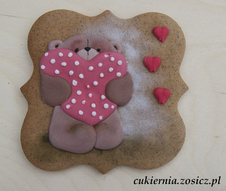 valentine's gingerbread