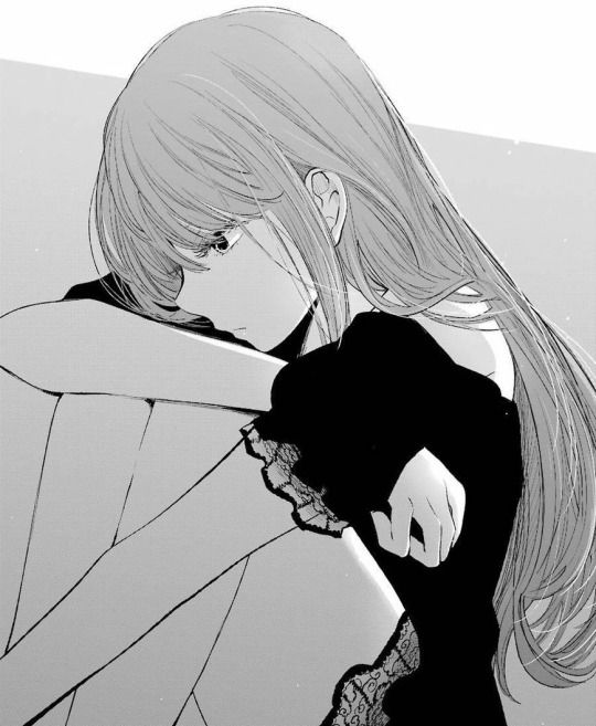Sad Girl Breakup Wallpaper Kuzu No Honkai Anime And Manga