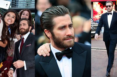 To promote his films Everest and Southpaw in 2015, Jake Gyllenhaal appeared on red carpets around the world, showcasing the astonishing results of his physical transformation for his role as a boxer. As we approach 2016, we return to the 20 style lessons we learned from Jake Gyllenhaal this year.