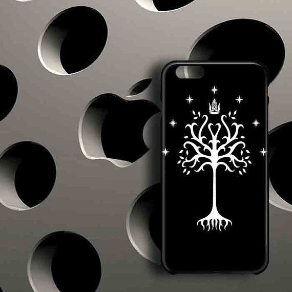 new 2015 Lord of The Rings Tree of Gondor iphone 4/4s by abayuda99