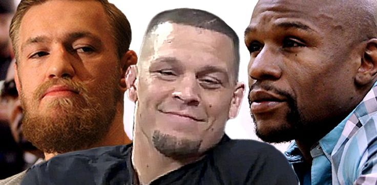 Nate Diaz Chimes in on Floyd Mayweather vs. Conor McGregor (video) | MMAWeekly.com http://www.mmaweekly.com/nate-diaz-chimes-in-on-floyd-mayweather-vs-conor-mcgregor-video?utm_campaign=crowdfire&utm_content=crowdfire&utm_medium=social&utm_source=pinterest