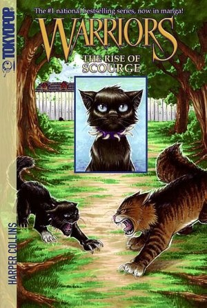 Warriors The Rise of Scourge                         By Erin Hunter. Just got it today, looking forward to reading it!!!
