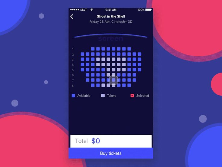 Hey guys!  This app is created for a network of cinemas to help cinemagoers buy tickets easily.  Also, you can see what films are on now in cinemas, watch the trailers, see the basic information an...
