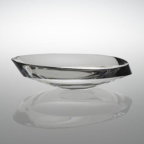 Tapio Wirkkala - Glass art 3860. Iittala, Mid 1950's