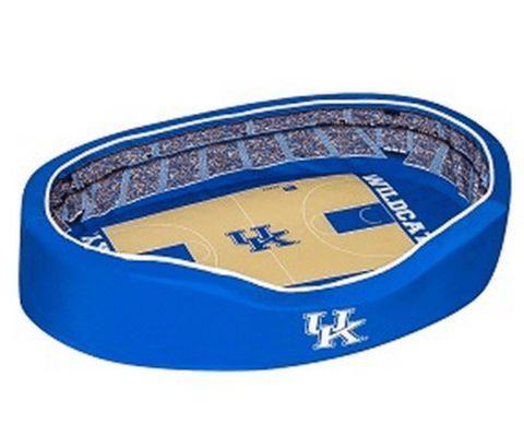 NCAA Kentucky Wildcats Official Pet Stadium Crib - Medium
