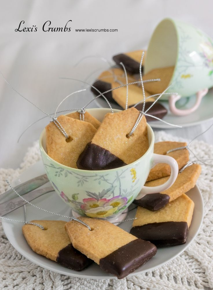 Tea bag biscuits www.lexiscrumbs.com