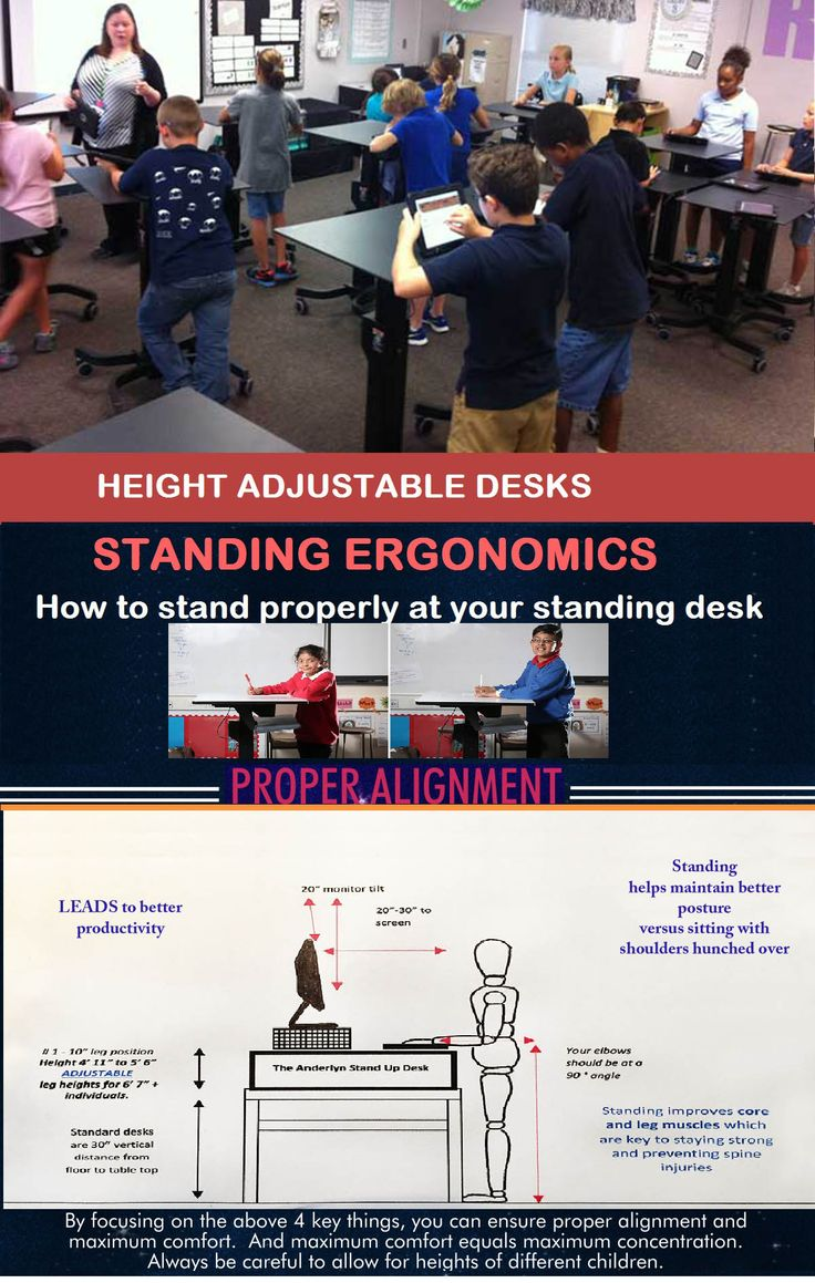 43 best images about Sit Stand Workstations on Pinterest