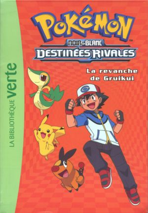 Pokémon (Bibliothèque Verte) — Poképédia