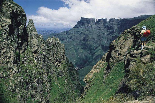 Hiking at Darkensburg | Cape Town