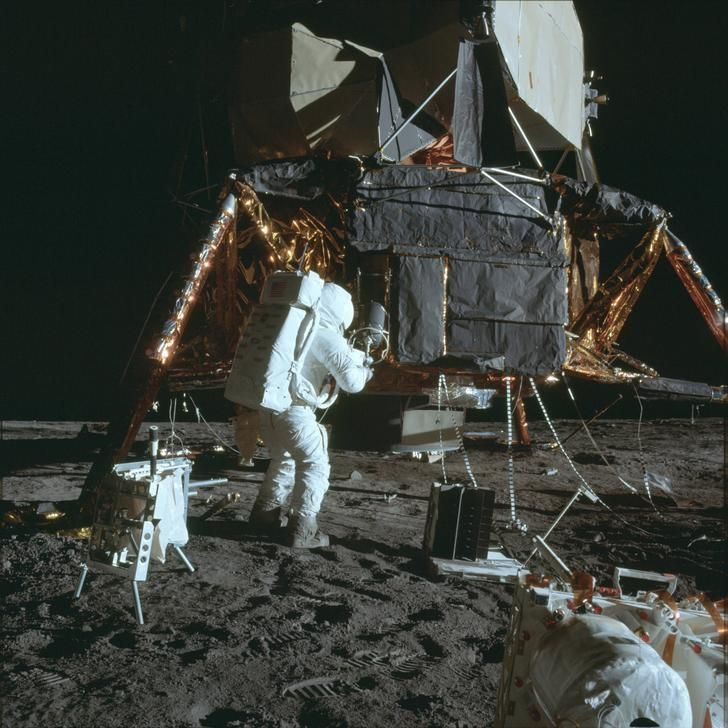 Some of the more uncommon images of the Apollo Program - Album on Imgur