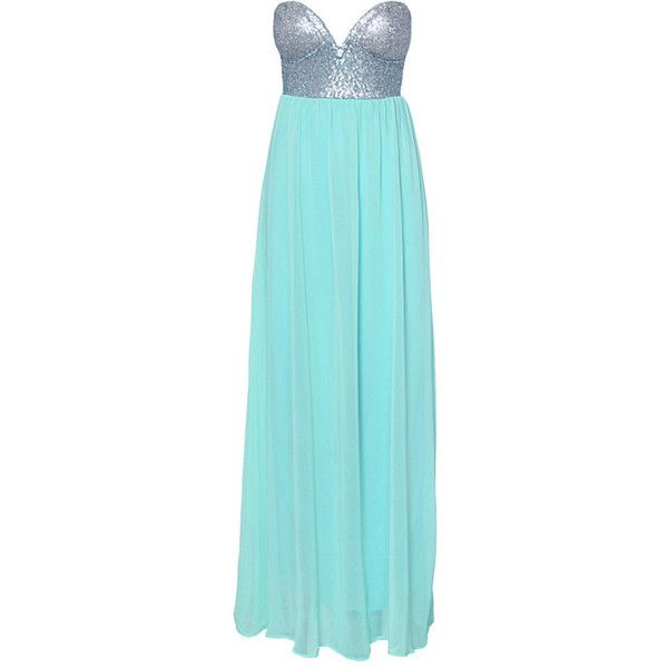 reverse mint maxi dress wedding guest maxi dresses 195 pln liked on polyvore