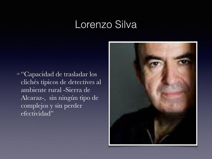 """Opinión de Lorenzo Silva sobre la novela """"Comarcal 415""""  de nuestro autor Carlos Rodríguez"""