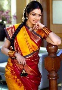 Шридеви, тамильская актриса тамилка / Sri Devi. Tamil Iyer woman. Beautiful!!